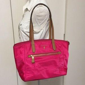 Michael Kors Beautiful Nylon Kelsey Handbag